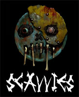 Scavvies Logo