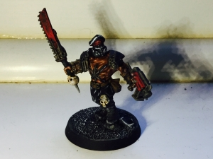 Janus 'The Commissar '