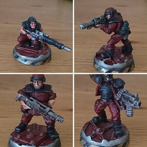 "Kill Team K9-230 ""The Clean Up Crew"""