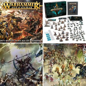 Game - Age of Sigmar
