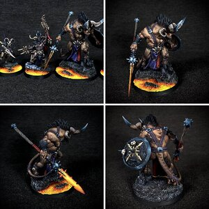 Untamed Beasts Warcry Warband