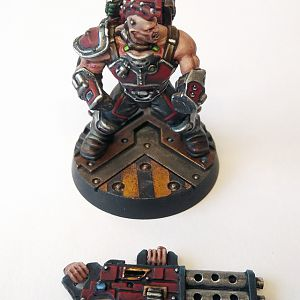 Heimdal - Goliath Champion (Magnetized)