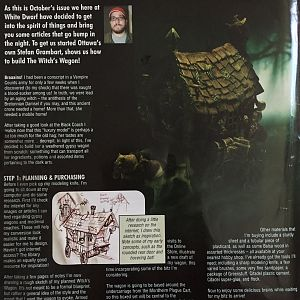 WD Supplement page