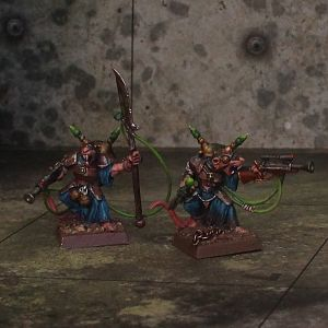 Skaven Engineers