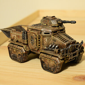 Modified Taurox Pickup Truck