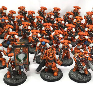 Astral Hounds Marines