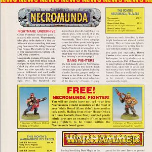 Original Necromunda Prices