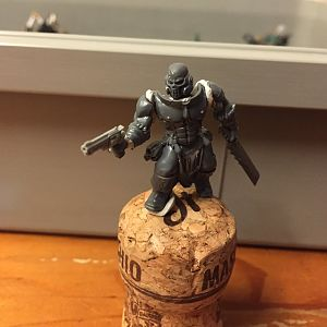 Immortan Joe wip