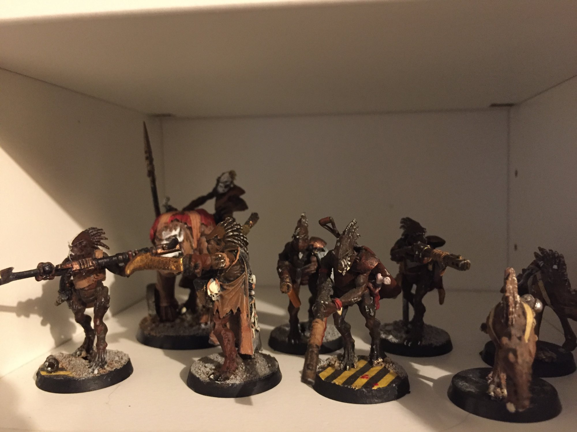 Kroot SW:A team