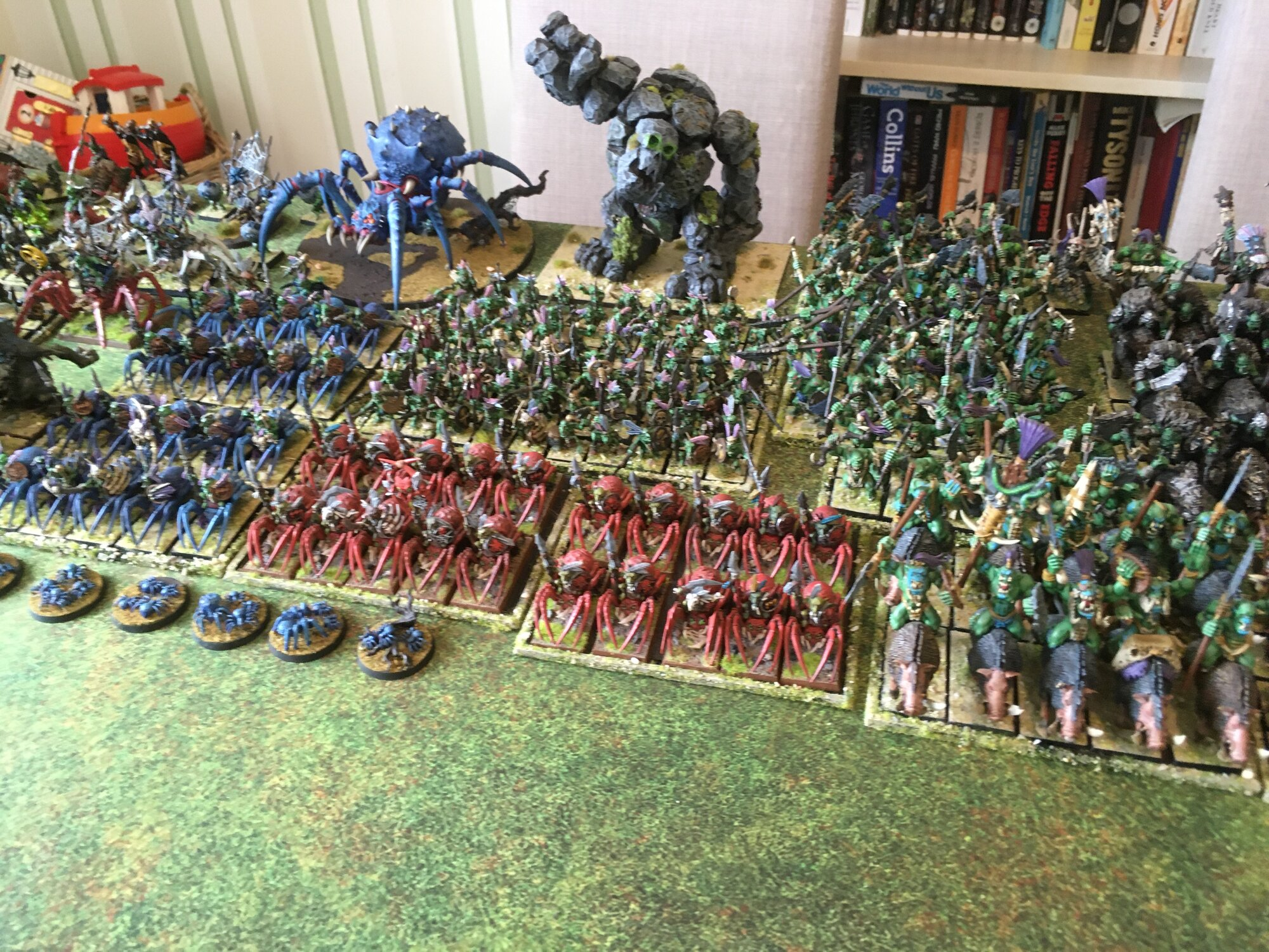 Savage Orcs and Forest Gobbos