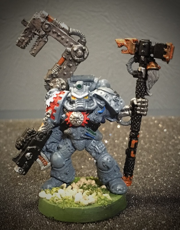 Space Wolves 02 Techmarine