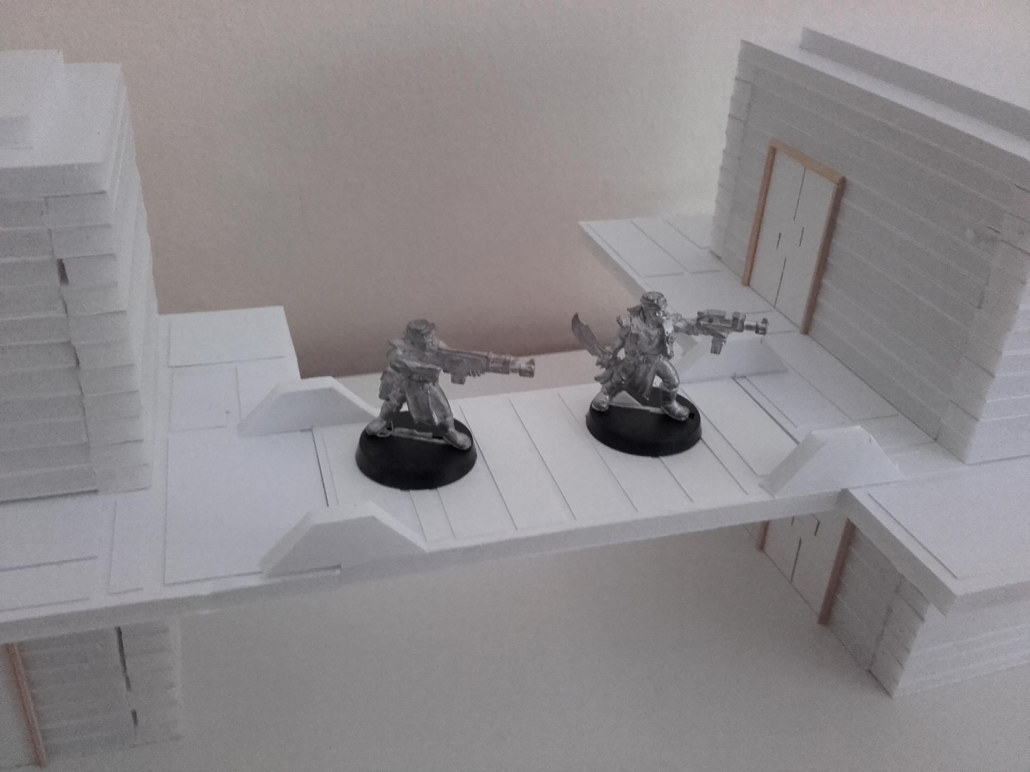 Necromunda - Building an underhive | YakTribe games
