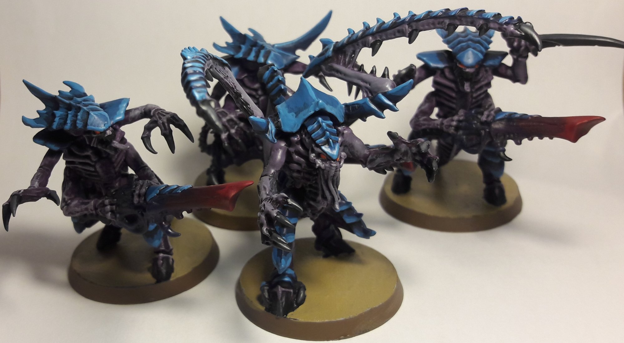 Tyranids: the big guys